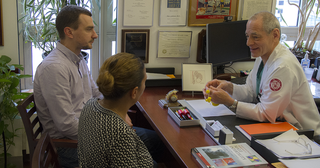 Male Infertility - Risks & Causes
