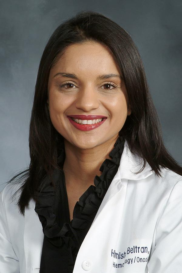 Dr. Himisha Beltran, M.D.