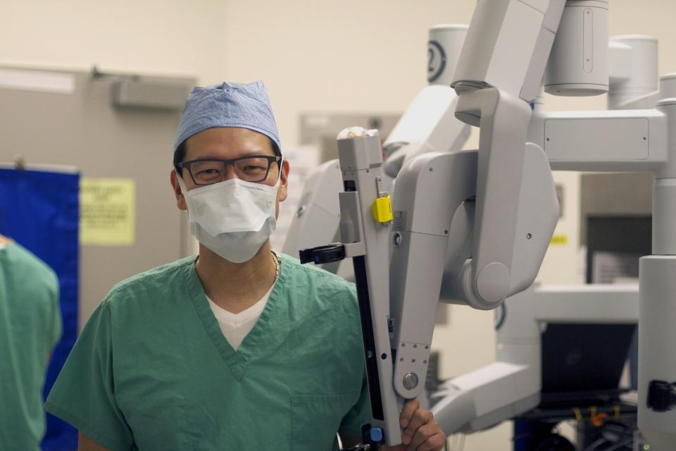 Robotic Surgery Prostate Cancer