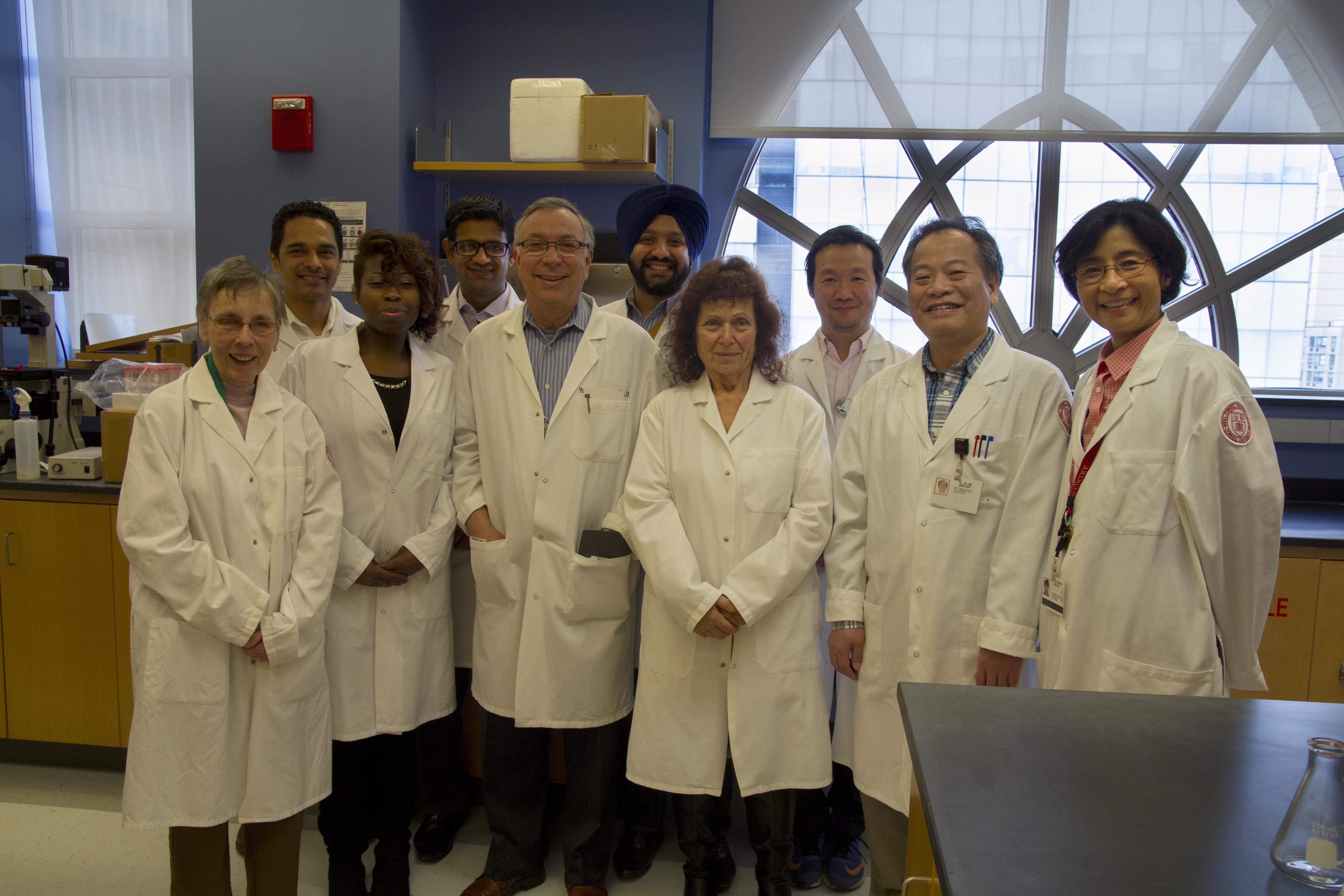 Dr. Neil Bander & Research Team