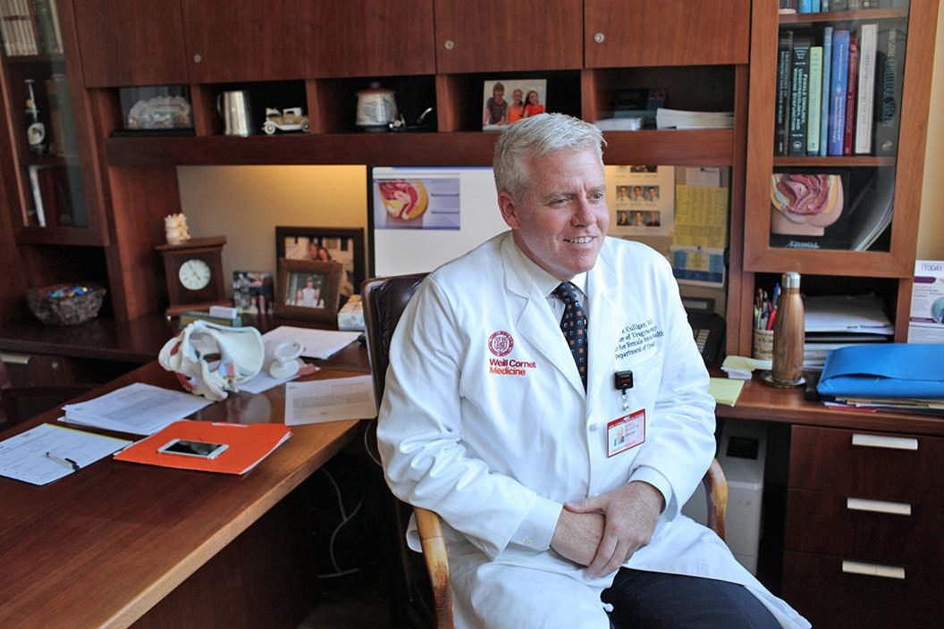 Dr. Patrick Culligan