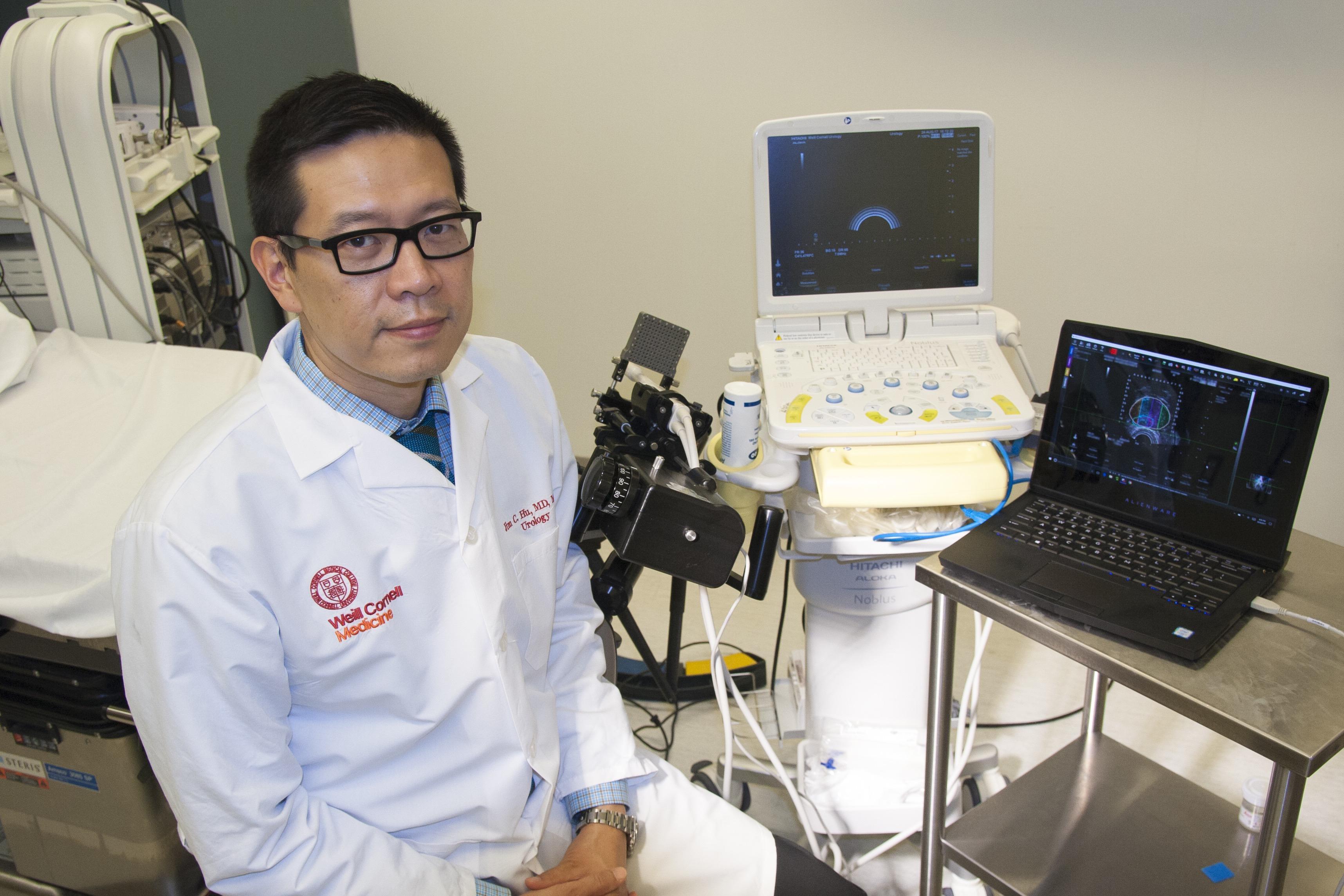 Dr. Jim Hu - Prostate Cryotherapy