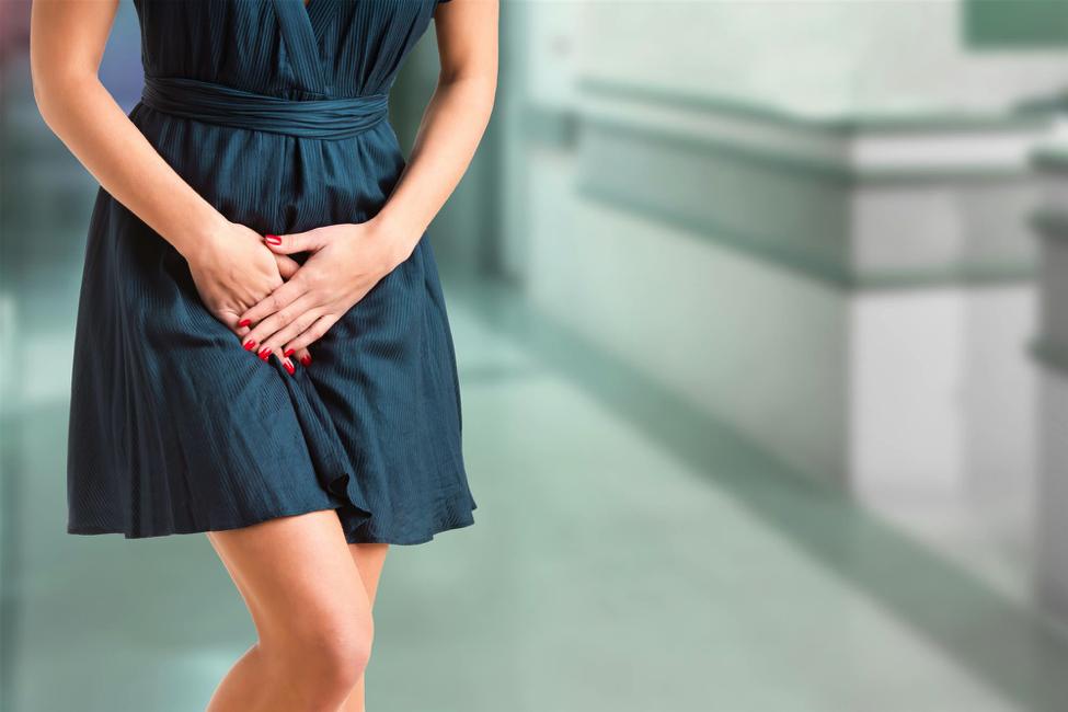 female pelvic discomfort