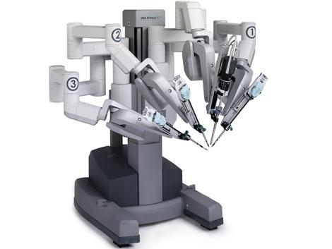 Refining Techniques in Robotic Surgery